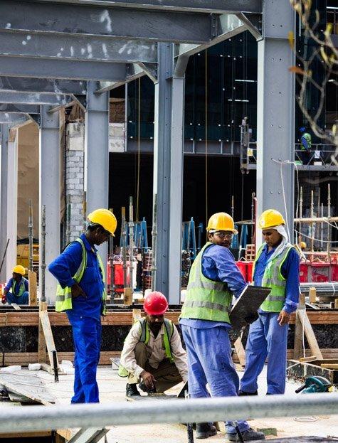 contractor classification abu dhabi